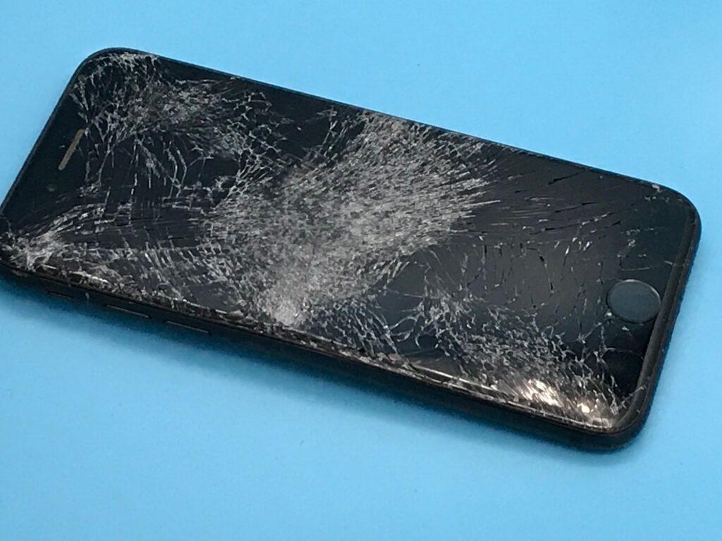 ACR cracked screen